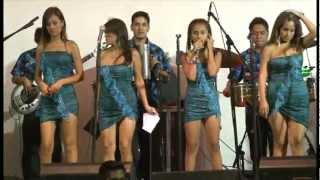 DIGANLE - CORAZON SERRANO canta THAMARA GOMEZ exito 2012 HD