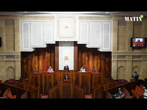 Saâd-Eddine El Othmani présente la vision gouvernementale de la justice territoriale à la Chambre des représentants
