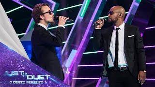 Héber Marques e Ivo   Semi-Final 1   Just Duet - O Dueto Perfeito