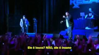 "Eminem - Insane ""LIVE"" [Legendado]"