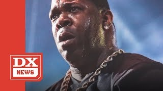 "50 Cent Clowns Busta Rhymes And Says He Has ""The Strongest Neck"" In Hip Hop"