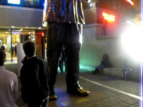 Nelson Mandela Statue @ Sandton City, Joburg