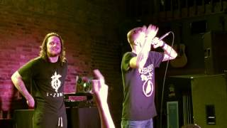 T-ZANK, BEN FRANKIE - MY LIFE (LIVE @ THE VENUE, 3-30-2017)
