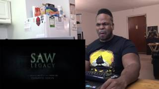 SAW : LEGACY | Official Teaser Trailer #2 REACTION!!!