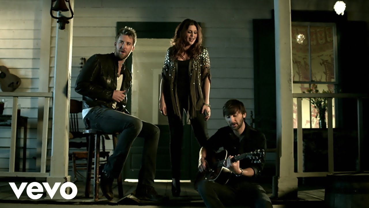 Lady Antebellum Razorgator 2 For 1 September