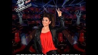 Cristina Vasopol-Ana, zorile se varsa(Loredana)-Vocea Romaniei 2015-LIVE 2- Ed. 12-Sezon5