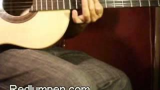 Spaghetti del rock - Divididos (tutorial redlumpen.com) - Solo
