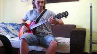 Vita de vie - Praf de Stele Guitar Cover