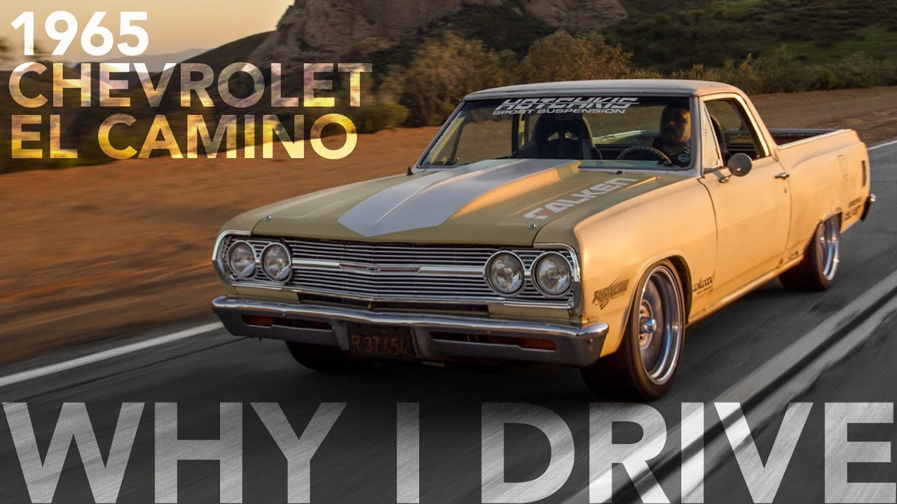 This 1965 Chevy El Camino is an autocross underdog
