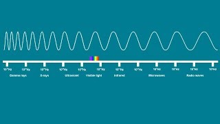 ELECTROMAGNETIC SPECTRUM SONG | Science Music Video