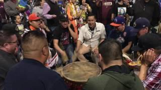 Northern Cree @ Bozeman Pow-Wow 2017
