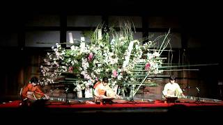 The most beautiful traditional music from Kyoto, Japan (二条城, 2010)