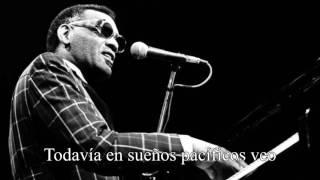 Ray Charles - Georgia on my Mind (subtitulada en Español)