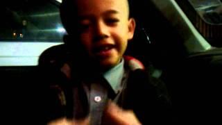 Drake ft Rihanna Take Care - 6 Year Old