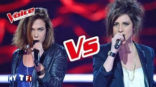 The Voice 2016 | Angy VS Lyn - Rolling In The Deep (Adèle) | Battle