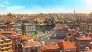Türkiye'nin ilk 3D Animasyon Filmi Geliyor: Evliya Çelebi