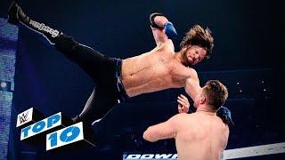 WWE top 10 mejores momentos de Smackdown (04-02-2016)