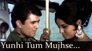 Sachaa Jhutha - Yunhi Tum Mujhse Baat Karti Ho - Mohd.Rafi - Lata Mangeshkar