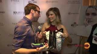 Sophia Bush - Chicago Cover Girl Interview!