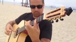 Bamboleo Gipsy Kings - Solo Flamenco Guitar Ben Woods -Video & Tabs