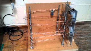Automatic Marble Run