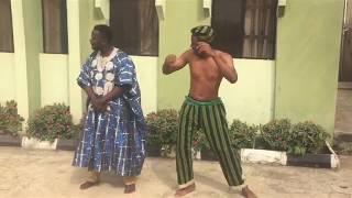 Dance cover of Uyo Meyo by Teni