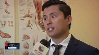 Conozca Family Foot and Leg Center en Cape Coral y a su doctor Khoa Nguyen