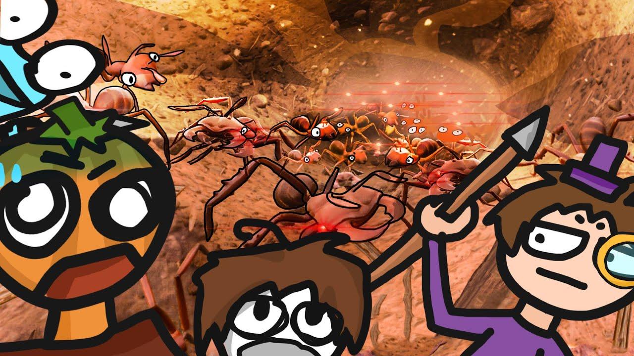 Maudado - Wir rotten den gesamten Ameisenhaufen aus