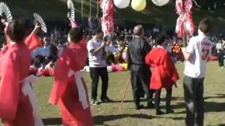 1º Japão - Campeão da Abertura, Olimpíadas Colégio Catarinense 2011