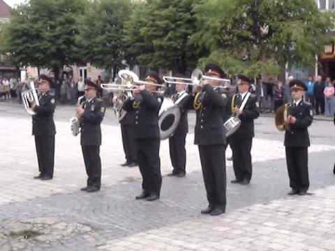 Marching Band, Drohobych – Плац ҝонцерт, Дрогобич