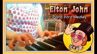 Elton John Piano Intro Medley