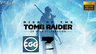 Rise Of The Tomb Raider - Μέρος Τρίτο (PS4, Με Σχολιασμό)