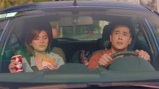Jollibee Drive Thru: Passenger