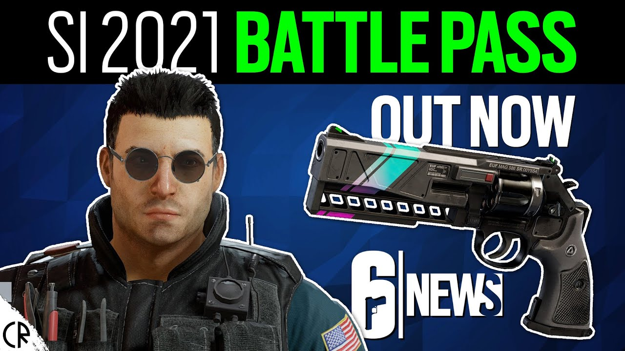 Core Ross - New Battle Pass Out Now - SI 2021 - 6News - Rainbow Six Siege