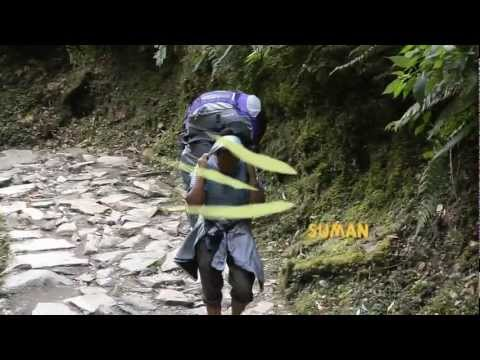 """Leader Annapurna and Langtang video documentary """"Cucuro"""""""