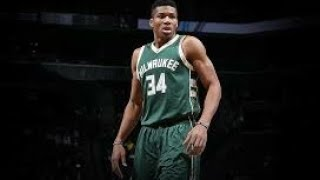 Giannis Antetokounmpo Mix-Upper Echelon