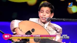 materna Show 2016 - Yassine Zariat - لاموني اللي غاروا مني-  الهادي الجويني