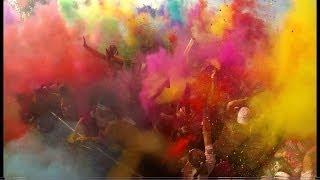 Color Run Brisbane Edit - 2014 Gopro