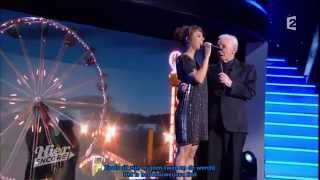 Zaz & Charles Aznavour - La Java Bleue (Nederlandse Ondertitels)