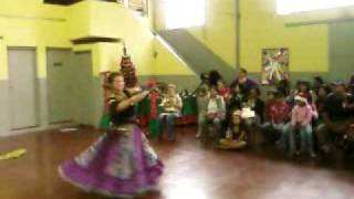 Apresentação Dança Cigana Parte I