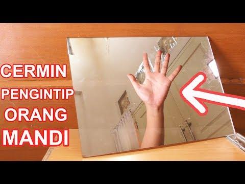 Download Video RAHASIA CERMIN PENGINTIP ORANG MANDI (CERMIN 2 ARAH)