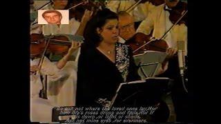Yunus Emre Oratorio / Papacy Concert /  Cemaliye Kıyıcı '' Weep oh mine eyes for evermore''