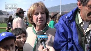 Encontro Regional de Escuteiros do Distrito de Vila Real, em Vila Pouca de Aguiar