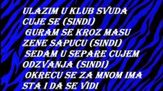 Ivana Stamenković SINDY - Telo gori + Lyrics (Tekst)