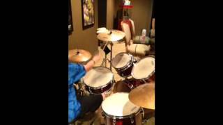 Listen to the sound-Building 429(Drum Cover)