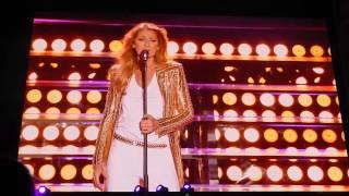 """Celine Dion """"Loved Me Back To Life"""""""