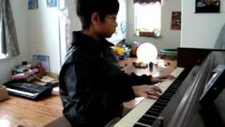 Canon in D by Johann Pachelbel (piano solo)