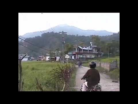 Bus from Kathmandu to Pokhara