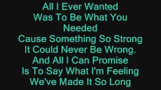 Saliva  - Bleed For Me With Lyrics