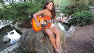 HA-ASH -  Lo Aprendí de Ti (Cover) | Angy Delgado